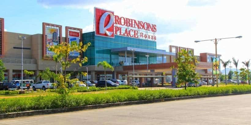 Robinsons Place Roxas Opens Feb. 2014